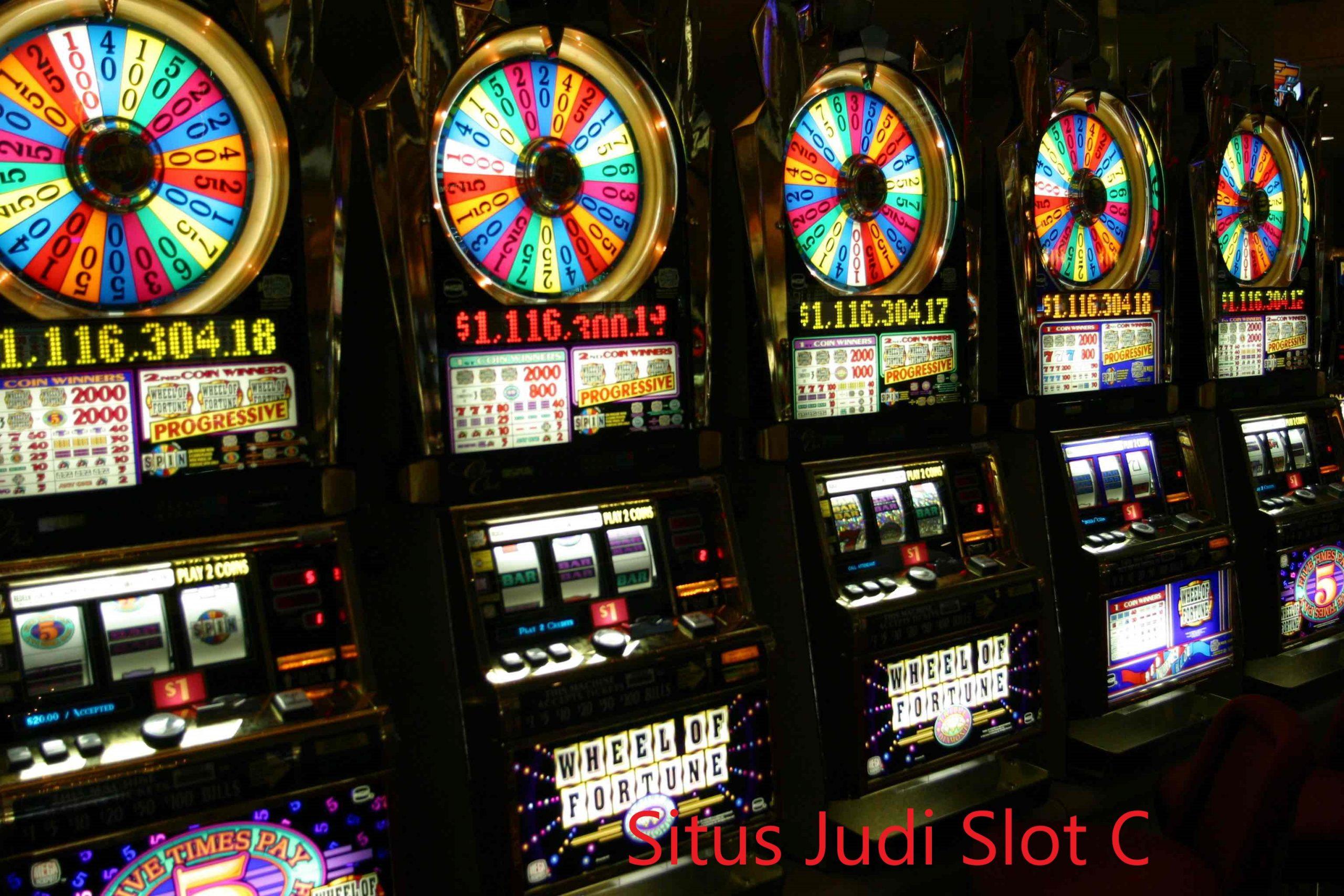 Main Judi Slot Terpopuler Via Online Dengan Uang Asli